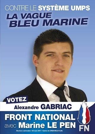 Monsieur el candidato.